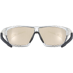 UVEX Sportstyle 706 Colorvision Glasses clear/litemirror green